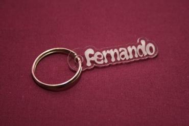 marque place porte clef gravé et personnalisé pour votre mariage prénom