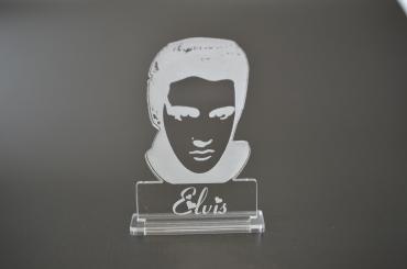 marque place personnalisé : Elvis Presley