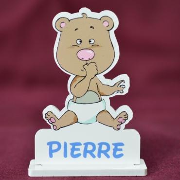 marque place couleur bébé ours
