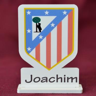 marque place couleur Atletico Madrid