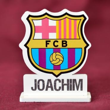marque place couleur FC Barcelone