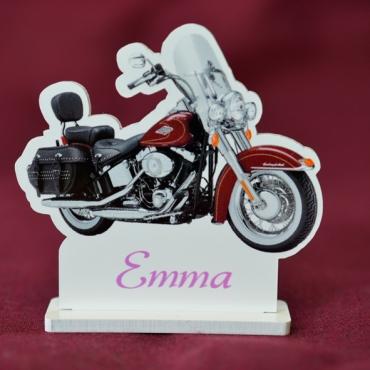 marque place couleur moto Harley Davidson