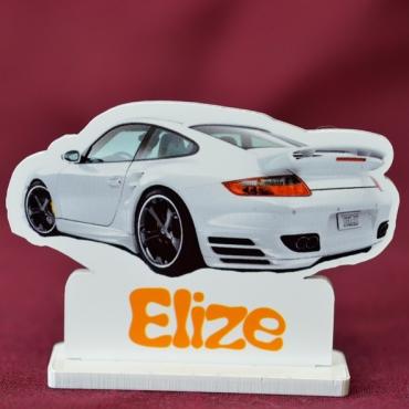 marque place couleur voiture Porsche