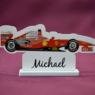 marque place couleur Ferrari F1