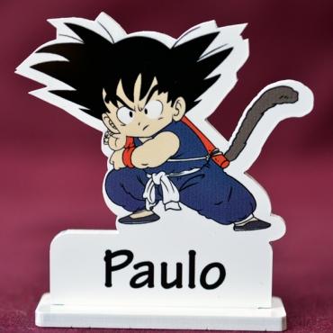 marque place couleur San Goku
