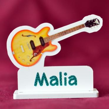 marque place couleur Guitare