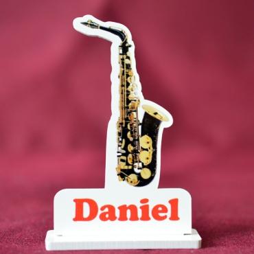 marque place couleur Saxophone