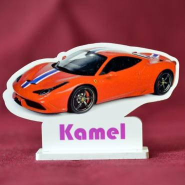 marque place couleur voiture Ferrari
