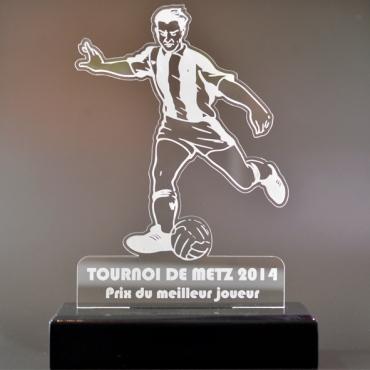 trophée football 03