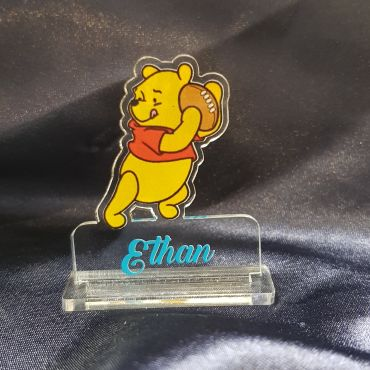 Marque Place couleur Winnie Rugby