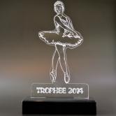 trophée danse